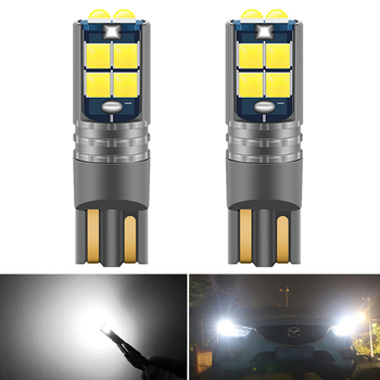 2x T10 W5W LED Canbus Bulb Car Clearance Parking Lights For BMW E60 E90 E91 E92 E36 E30 E39 E46 X5 E53 E70 F10 F30 F20 E87 M3 M5 image