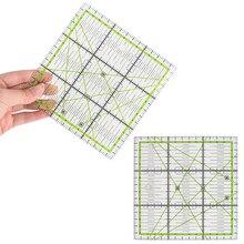 Patchwork Ruler 1pcs High Grade Acrylic Material Transparent
