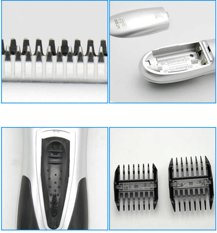 Haar clipper professional automatische trimmer bart für männer verwenden trockenen zelle Einfach zu reisen im freien Günstige SU292