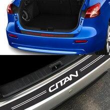 Suitable for Mercedes-Benz W124 W203 W204 CITAN SPRINTER VITO VIANO R CLASS V CLASS car carbon fiber protection luggage decal