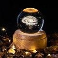 3d natal luz da noite das crianças lampara base luminosa de madeira led quente amarelo iluminação bola lâmpada para presentes do miúdo decoração galáxia
