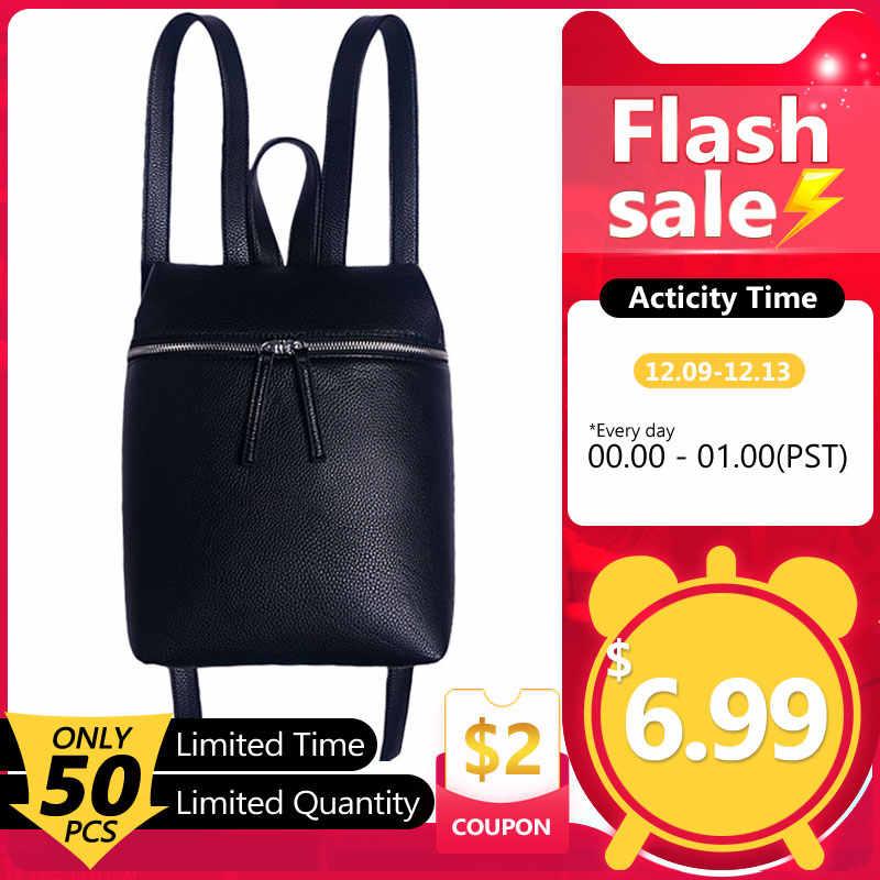 Flash deal zaino di Modo di prezzi bassi delle donne zaini Venerdì nero speciale