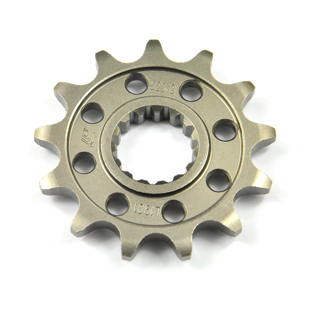 520 13T Motorcycle Front Sprocket For Pinion KTM 125 144 150 200 250 300 350 360 380 400 420 440 450 495 500 505 520 525 530 540