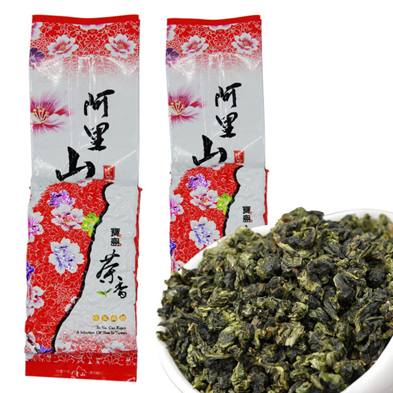 2019 Taiwan High Mountains Jin Xuan Milk Oolong Tea For Health Care Dongding Oolong Tea Green Food With Milk Flavor