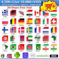 Schweden Griechenland Spanien IPTV Italien Deutschland IUDTVPro Code 1 Jahr IPTV Abonnement IPTV Frankreich Arabisch Belgien Niederlande Katar M3U