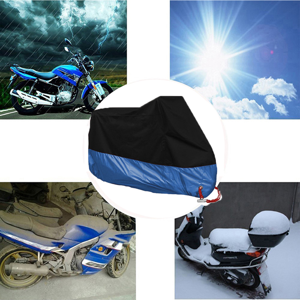 Motorcycle Cover moto For KTM Yamaha Nmax Road Glide Yamaha Tdm 850 Harley Davidsion Accessories Sportster Softail Zx9R Tmax image
