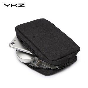 YKZ power Bank защитный чехол, ткань Оксфорд, сумка, внешний жесткий диск, внешний аккумулятор, чехол для HDD, чехол для iPhone, xiaomi power Bank