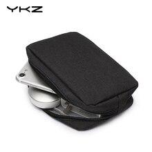 YKZ כוח בנק להגן על מקרה אוקספורד בד תיק חיצוני כונן קשיח דיסק PowerBank כיסוי HDD מקרה כיסוי עבור iPhone xiaomi powerbank