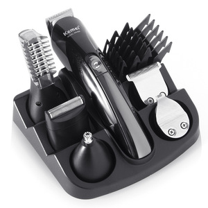 Image 2 - Kemei 11 In 1 Multifunction Hair Clipper Professional Hair Trimmer for Men Electric Beard Trimmer Hair Cutting Machine 45D