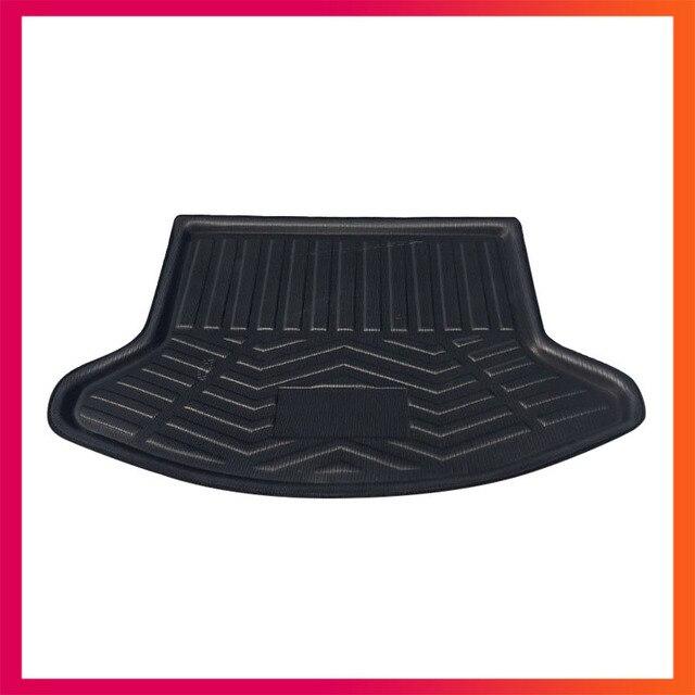 마쓰다 CX 5 CX5 2012 2013 2014 2015 2016 부트 매트 리어 트렁크 라이너 카고 플로어 트레이 카펫 가드 보호대 자동차 액세서리