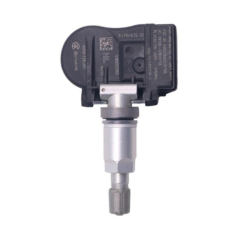 NEW-TPMS Tire Pressure Monitor Sensor For Honda Acura ILX MDX RDX TLX 42753-TZ3-A51