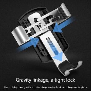 Image 5 - Mcdodo רכב צ י אלחוטי מטען עבור iPhone XR XS מקסימום 8 הכבידה מחזיק מהיר טעינה אלחוטי אוויר Vent הר עבור רכב טלפון מטען
