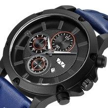 цены 2020 New Watches Men Luxury Brand Chronograph Male Sport Watches Waterproof Stainless Steel Quartz Men Watch