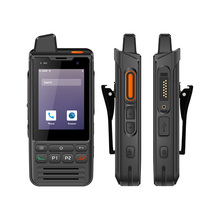 Android 9.0 F60 4G Smartphone Zello Walkie Talkie 1GB RAM 8GB ROM Moblie Phone IP68 PTT Touch Screen FM Radio GPS SOS Wifi