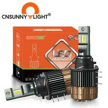 CNSUNNYLIGHT H15 LED Canbus día tiempo coche con luces faro 15000Lm para Mazda/BMW/Mercedes GLK/A180/Audi Q7 A6 A3 Golf/6 7