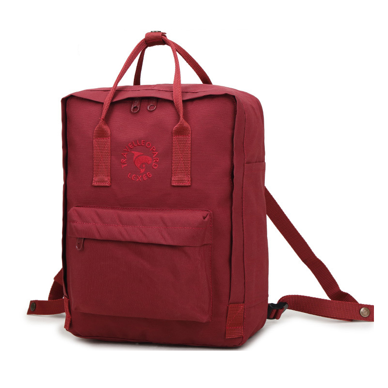 New Popular Classic Brand Backpack Multicolor Ladies Famous Handbag Student Fashion Casual Laptop Backpack Two Sizes For Juveni
