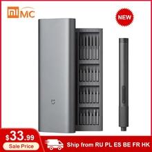 Screwdriver-Kit Aluminum-Case-Box 400-Screw Torque Magnetic Electrical-Precision Xiaomi Mijia