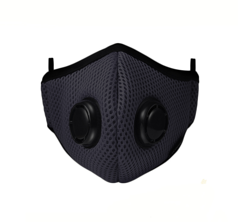 H93d4e5452e4e4f749457535d1ecd8152e Shipping to USA Face Mask Filter Bike Cycling Mask Sport FaceMask Running Training Reusable Dust Mask Activated Filter Breathing
