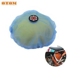 OTOM мотоцикл воздушный фильтр пылезащитный песок крышка защита двигателя для очистки для KTM KAWASAKI SUZUKI YAMAHA HONDA
