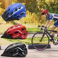 HiMISS велосипедный шлем со съемными полями  19 отверстий  защита головы  шлем для велоспорта XX6  велосипедный шлем для горного велосипеда