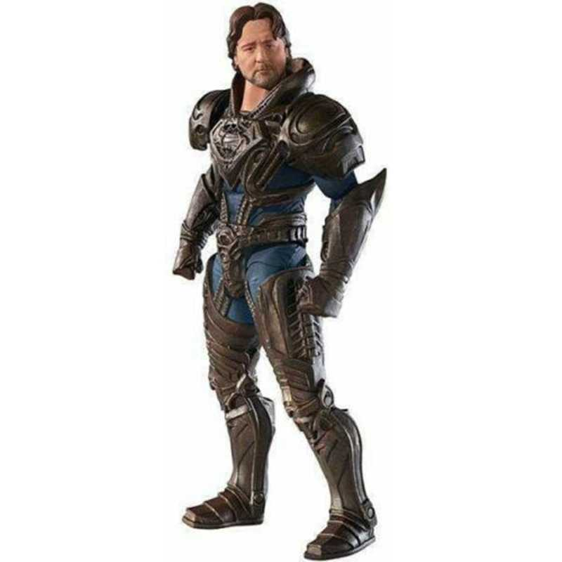 Dc Superman Man Van Staal Movie Masters Algemene Zod In Ketenen Action Figure Speelgoed Brinquedos Figurals Collectie Model Gift