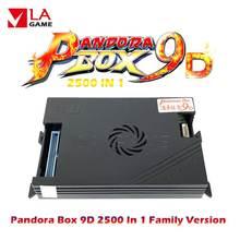 Pandora box 9d kit 2500 игр в 1 cabo pandora family hdmi vga