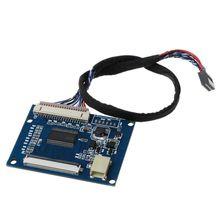 1 zestaw standardowy 20Pin 1 ch LVDS wejście do 50Pin wyjście TTL płyta sterownicza z kablem
