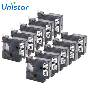 Unistar 18051 18052 18054 18055 18056 18057 18058 18053 1805443 compatible for DYMO Industrial Heat Shrink Tubes Label Makers(China)