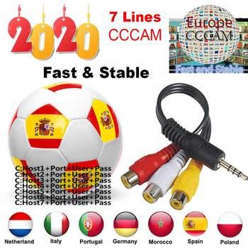 Najlepsza 2020 egygold stabilna europa CCCAM hiszpania na 1 rok GTmedia V8 OScam portugalia polska europa Cline portugalia serwery CCam linie tanie i dobre opinie Arvin CN (pochodzenie) ANALOG CCCAMS