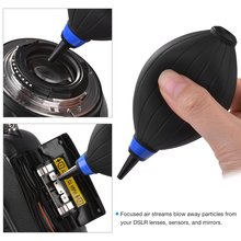 Чистящая ручка + пылеуловитель камеры + салфетка для очистки объектива Magicfiber для Sony Gopro DJI UAV цифровой чистящий набор
