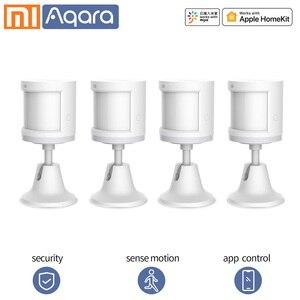 Aqara Motion Sensor Movement PIR Sensor Human Body Sensor Smart life Zigbee WIFI Work Mi home App for xiaomi smart home