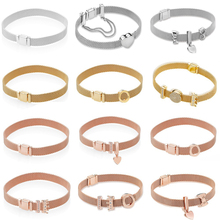 Kakany Nieuwe Hoge Kwaliteit Klassieke Reflexions Armband Serie Geschikt Originele Armband 1: 1 Diy Fashion Sieraden Gift Sieraden