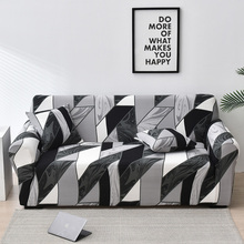 Elastic Sofa Slipcover All inclusive Sofa Cover for Living Room Corner fundas sofas con chaise longue Couch Cover Furniture Case
