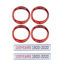 עבור מאזדה 3 6 CX 5 CX 3 CX 30 1920 2020 Centennial תיקון גוף גלגל לוגו קישוט