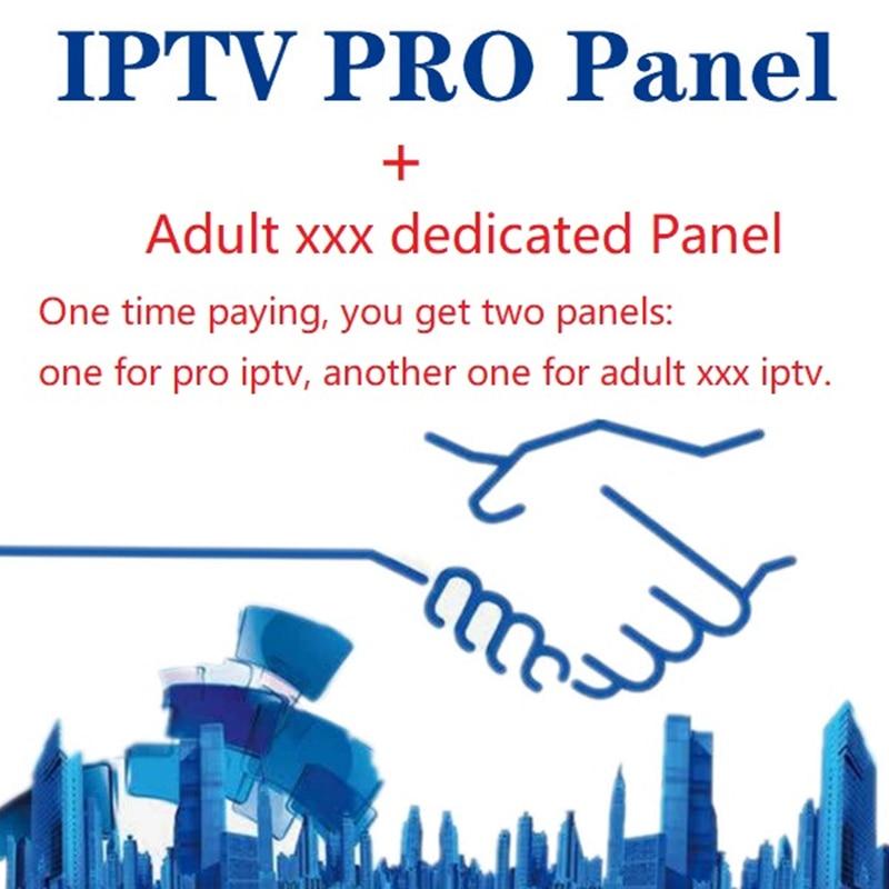 IPTV Control Panel iptv Wiederverkäufer panel management 10000 + live VOD Serie welt europa nordic netherlan israel iptv m3u