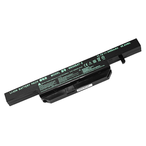 Image 3 - 6 Cells 4400mAh Laptop Battery for Clevo W650BAT 6 6 87 W650 4E42 K590C I3 K610C I5 K570N I3 K710C I7 G150S K650D K750D K4 K5 P4