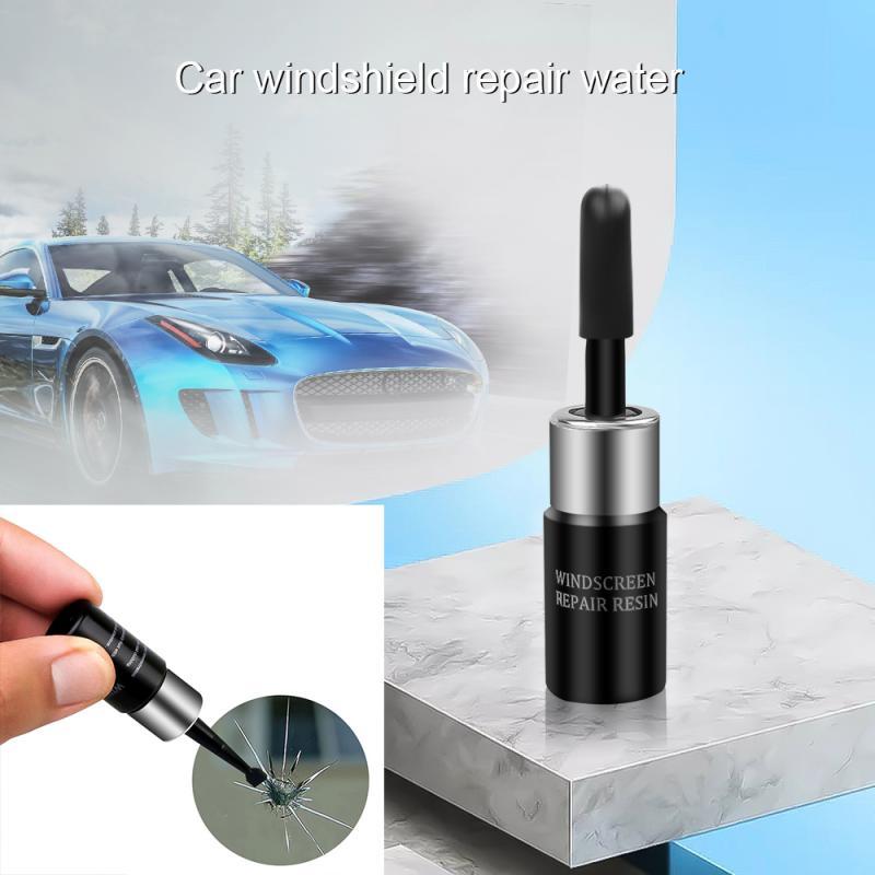 Discount! 1pcs Windshield Repair Kit Car Windshield Repair Resin Kit DIY Auto Glass Crack Restore Tool Car Window Curing Glue