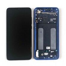 """6.39 """"Original Supor Amoled M & Sen pour Xiaomi Mi 9 Lite Mi9 Lite écran daffichage à cristaux liquides + cadre de numériseur décran tactile pour Xiaomi Mi CC9"""