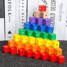 Математический прибор для обучения магнитный шестисторонний