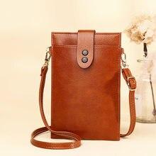 2021 Women Shoulder Wallets Famous Brand Phone Bags Card Holders Banknote Purse Clutch Messenger Shoulder Long Strap clutch bag