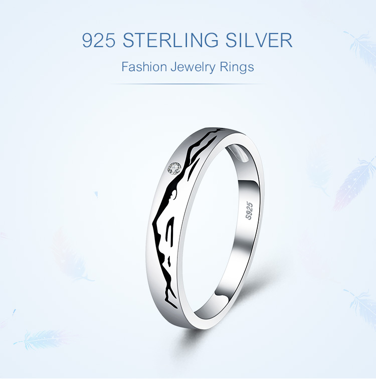 H93dabf4e7fa14b9897c72728b0ea04e3D - Sterling Silver Rings Jewelry Crystal Ring Fine Jewelry Romantic Engagement Ring Fashion Jewelry Punk Round Ring