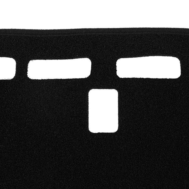 Anti-UV ปกแดชบอร์ด Dashmat แผ่น Sun Shade เครื่องมือพรมรถยนต์สำหรับ Honda Accord 8Th 2008-2013