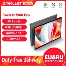 "[World Premiere]Teclast M40 Pro 10.1"" Tablet 1920×1200 6GB RAM 128GB ROM UNISOC T618 Octa Core Android 11 4G Network Dual Wifi"