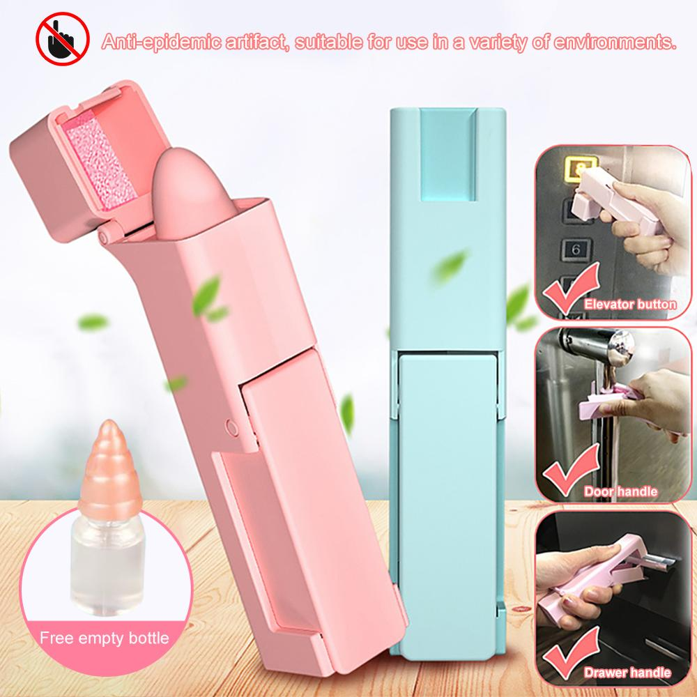 Universal Epidemic Prevention Door Opening Gadget Elevator Buttons Press Helper Multiple Reusable Disinfection Supplies