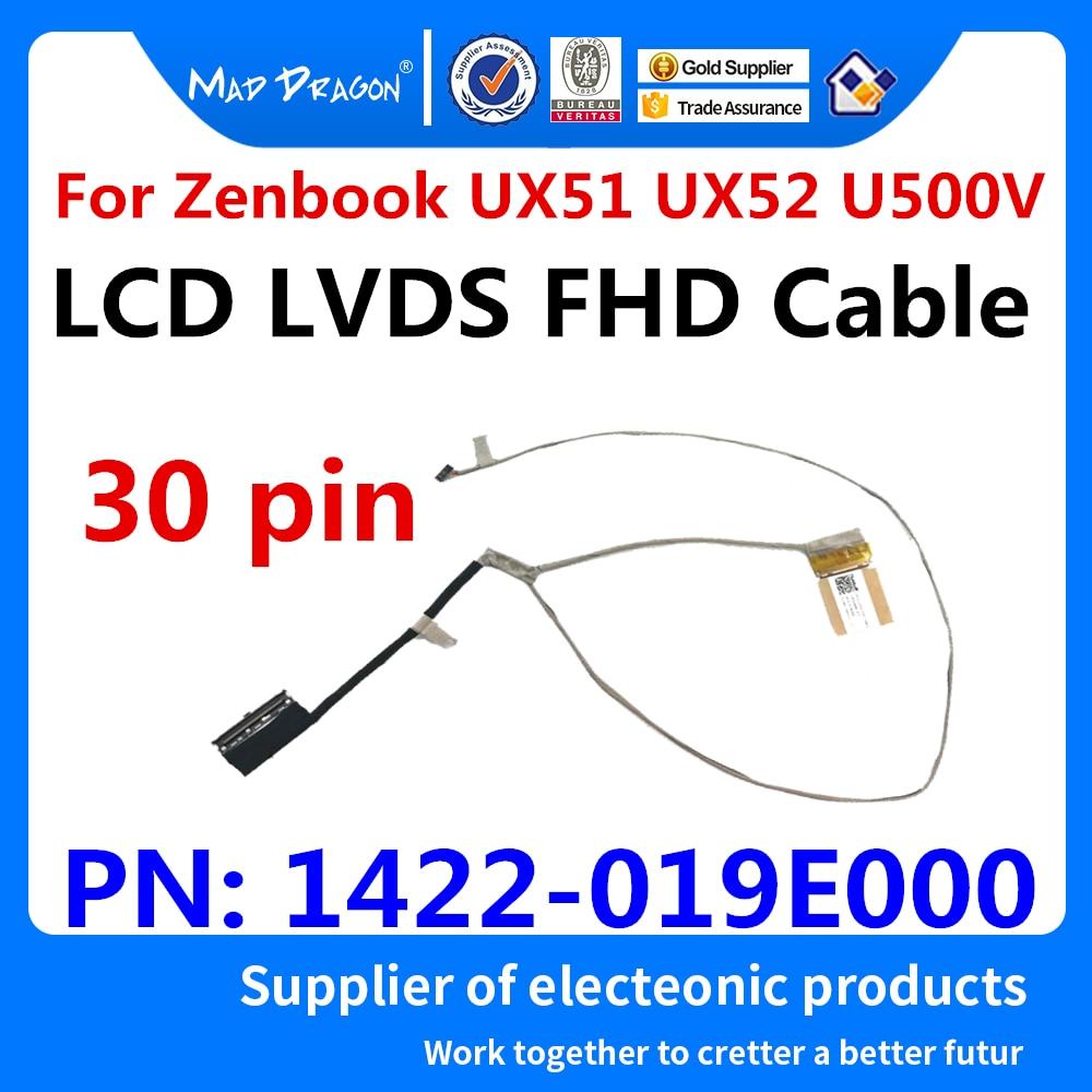 New for ASUS U500V U500VZ UX51VZ UX52A UX52VS LCD Cable 1422-019E000