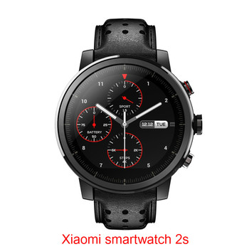 Global Xiaomi Huami AMAZFIT Stratos GPS 5ATM Waterproof Smart Sports Watch 2s 512MB/4GB Smartwatch for Android iOS