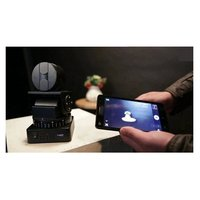 Remote Control Motorized Pan Tilt Head For Extreme Camera Wifi Camera And Smartphone Professional Fashion Portable