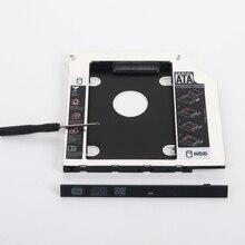 2nd жесткий диск SSD жесткий диск Оптический Защитный Контейнер для устройств считывания и записи информации адаптер каркаса для lenovo G40 G40-30 G40-70AT G50 G50-70AT G50-80 G50-30 G50-45 G50-70