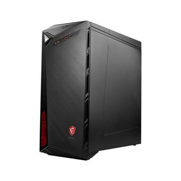 Desktop PC MSI 9S6-B91541-090 I7-8700 16 GB RAM 256 GB SSD + 1 TB Black