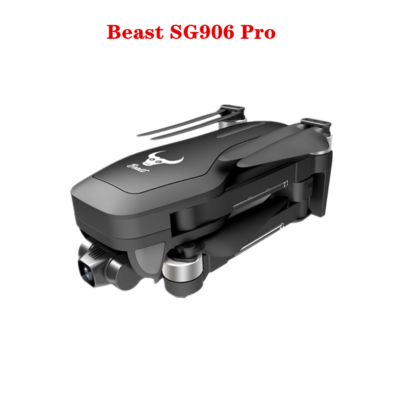 Beast SG906PRO GPS Drone 4K ESC Camera with Two-axis anti-shake Self-stabilizing gimbal Professional Brushless Quadcopter SG906
